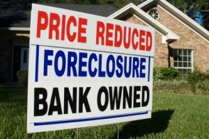 foreclosures in america