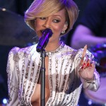 "Keri Hilson Takes On ""I Have Nothing"" At 2011 BMI Pop Awards"