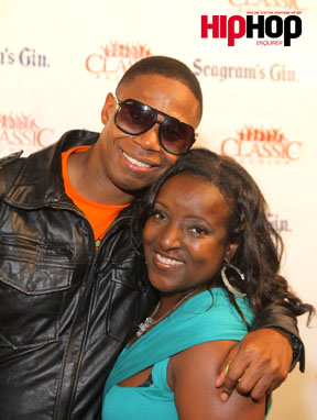 Keishia Walker & Doug E. Fresh