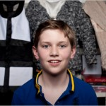 AMAZING 12-Year-Old Boy Wins Fashion Contest, Hopes to Dress Michelle Obama