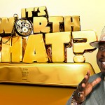 "Cedric the Entertainer Hosts ""It's Worth What?""  New Reality Game Show!"