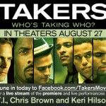 Takers Movie Premiere – Hollywood, Ca.