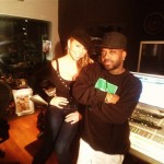 (PICS) Mariah Carey & Jermaine Dupri Hit the Studio