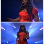 """Hear Glee's Amber Riley's Amazing """"I Will Always Love You""""!"""