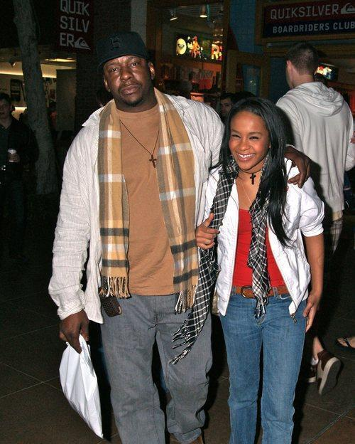Bobby Brown & Bobbi Kristina