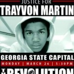 Breaking News: Trayvon Martin Protest Rally Held In Atlanta Today!