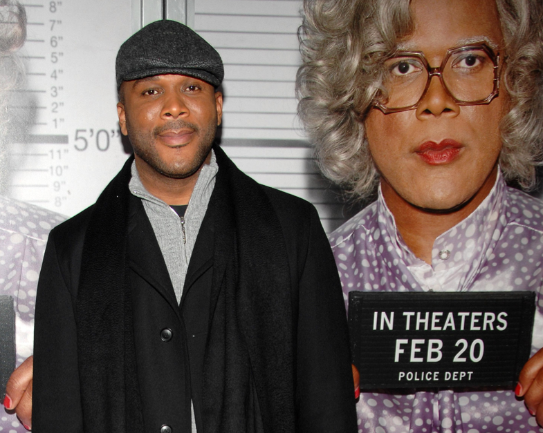 the success of tyler perry