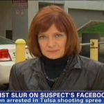 """Outraged!! CNN Reporter Susan Candiotti Distorts Tulsa Shooting Story Then Says """"F*cking N*gger"""""""