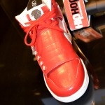 Fashion Alert Exclusive: Diamond Encrusted Nike Sneaker (A Tribute to Drummer Questlove)