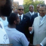 Nation of Islam Leader Min. Louis Farrakhan Take to the Streets to Stop Black-on-Black Violence (video inside)