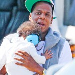 Hip-Hop's Celebrity Kids! Jay-Z Takes Blue Ivy on Her First Helicopter Ride!