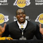 In Sports News: Dwight Howard's Traded to the Los Angeles Lakers in a Four-Team Deal