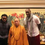 Rapper Arioose and B-Ball Player Mickael Pietrus Live A 'Crouchin Tiger Hidden Dragon' Reality (Photos and Videos)