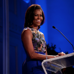 First Lady Michelle Obama Speaking at Democratic National Convention (video inside)