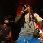 """Video Alert! Lil' Wayne Performing """"No Worries"""" At Playhouse"""