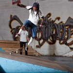 Lil Wayne aka @LilTunechi Opens Skate Park In New Orleans (Video Inside)