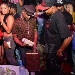 Blowing Money Fast! @FloydMayweather Jr. and @RayJ at Diamonds of Atlanta (Warning: contains images of half naked women)
