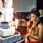 Actor/Rapper Will Smith Along with Doug E. Fresh Performed at Gabrielle Union's Birthday Bash (video inside)