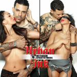 Gloria Govan (@GloGovan) & Matt Barnes (@Matt_Barnes22) Go Topless for Urban Ink Magazine