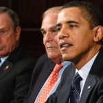 Breaking News: It's Official!! Mayor @MichaelBloomberg Endorses President @BarackObama for 4 More Years