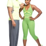 "Do You Want a ""Donkey Bootie""? @PhaedraParks and @ApolloNida03 Release Workout DVD (check out the visuals)!"