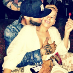 Ho, Ho Ho! @JoeBudden & @Kaylin_Garcia Hit the Strip Club for the Holidays (Pics Inside)