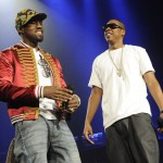 """@JayZ and @KanyeWest """"N*ggaz In Paris"""" Goes Platinum and """"No Church In The Wild"""" Goes Gold"""