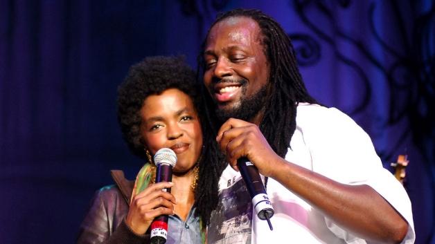 lauryn and wyclef
