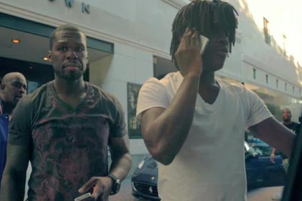 50 Cent and Chief Keef