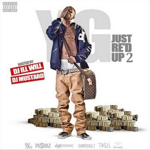 yg just red up 2