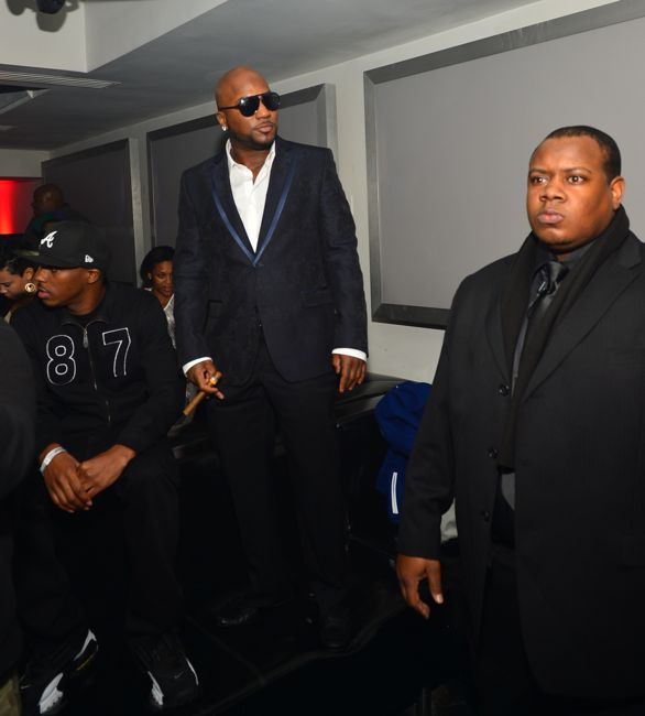 Happy New Years Youngjeezy And Friends As They Celebrate 2013 In Style With Appearances By