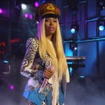 Nicki Minaj Hits the Stage on Kimmel Live (Video Inside)