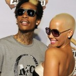 Wiz Khalifa & Amber Rose Welcome Baby Boy [Pictures]