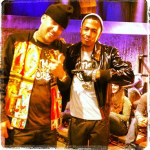 @FrenchMontana: Turnt up! Went to WildNOut and stole the belt!