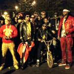 "Behind the Scenes of Trinidad James' ""All Gold Everything (Remix)"" ft. T.I., Young Jeezy & 2 Chainz (Pics Inside)"