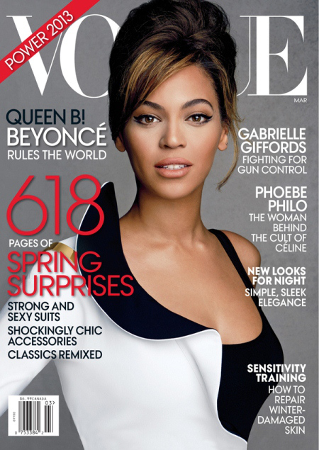 beyoncevogue cover