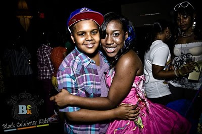 Christopher Wallace Jr. and T'yanna Wallace