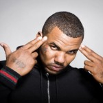 Now This is Not a Game! Rapper Game Records Man Damaging His Cars