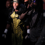 Floyd Mayweather Walked Away Last Night With 32 Million Dollars After Guerrero Fight (Exclusive photos)