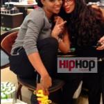 "Fashion Alert: Swizz Beatz Ex-Wife Mashonda Wears Alicia Keys Inspired Reebok ""AK"" Sneakers"