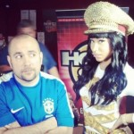 Nicki Minaj And Hot 97's Peter Rosenberg Make Amends After Last Year's Summer Jam Debacle [Video]