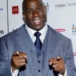 Credit Checked! Magic Johnson Being Sued Over Prepaid Cards