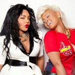 Lil' Kim & Protégée  Tiffany Fox Turn Up At   Hennessy V.S Event In Atlanta [Photos]
