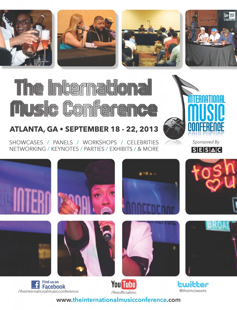 Hip Hop Enquirer Magazine Joins The International Music Conference As An Official Media Sponsor