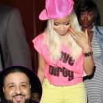 Ha! Ha! They Fooled You! DJ Khaled Marriage Proposal To Nicki Minaj Was A Publicity Stunt