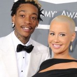 There really is Love in Hip Hop: Wiz Khalifa And Amber Rose Tie The Knot!