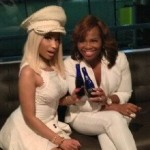 Nicki Minaj & Mona Scott-Young Celebrate The 4th Of July On  'Myx & Mingle Cruise' [Yacht Party Photos]