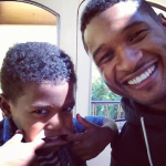 Breaking News: Tameka and Usher Raymond's Son Involved in Near Drowning Accident..He's In ICU Now