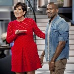 Kanye West Gets Emotional Speaking About Kim K With His Future Mother-in-Law Kris Jenner