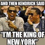 "Kendrick Lamar to Other Rappers…""You Gotta Come Harder Than That!"""